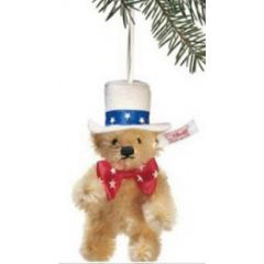 Steiff EAN 668036 First American Ornament