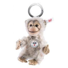 Steiff 678127 Monkey keyring