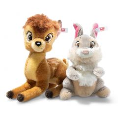 Steiff EAN 683305 Babmi and Thumper set