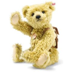 Steiff EAN 683770 Scout the Backpack Bear