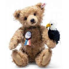 Steiff beer met adelaar EAN 683831