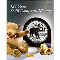 Steiff Book 125 Years Company History