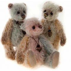Charlie bears Minimo Collection