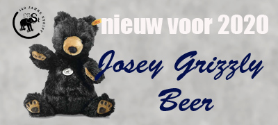 Steiff Josey Grizzly beer