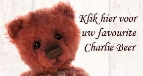Charlie Bears bij Ebearstore